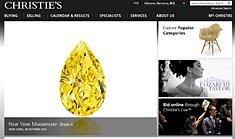 Sotheby's ja Christie's – kunnianarvoisat huutokauppakamarit Lontoosta