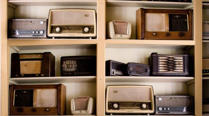 Antiikkiset radiot